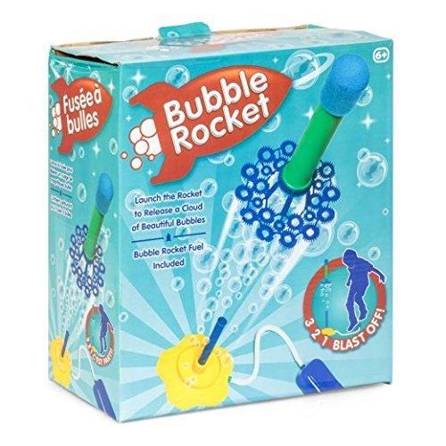 Tobar 14901 Bubble Rocket - Cohete de burbujas (no necesita pilas)