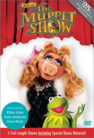 Best of the Muppet Show: Vol. 1 ( Elton John / Julie Andrews / Gene Kelly) (The Muppet Show Season 1 compare prices)