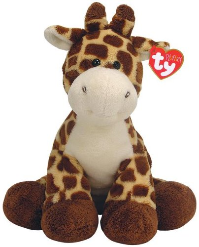 Ty Tiptop Giraffe Stuffed Animal<br>Safe for all ages.