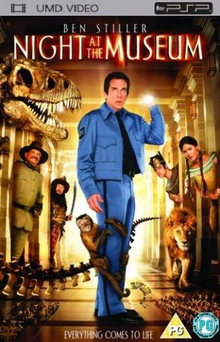 NIGHT AT THE MUSEUM [UMD POUR PSP] [IMPORT ANGLAIS] (IMPORT) (DVD)