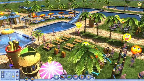 WaterPark Tycoon Box with Download Code screenshot