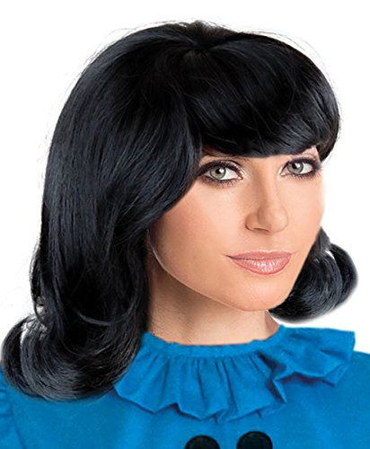 Lucy Charlie Brown Wig Lucy Charlie Brown Costume Wig for Adults and Kids
