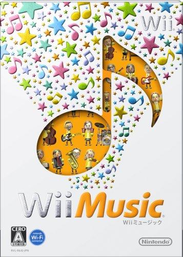 【Amazonの商品情報へ】Wii Music