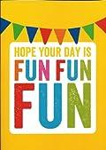 Bright & Bold Happy Birthday Multi Card 6 Pack