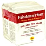 Fleischmann's Instant Dry Yeast 1lb bag