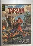 img - for TARZAN de GOLDKEY Numero 153: The lair of lion man book / textbook / text book