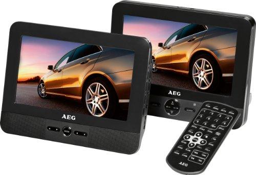 AEG-DVD-4551-LCD-Tragbarer-DVD-Player-178-cm-7-Zoll-Display-DVDRW-SD-Kartenslot-schwarz