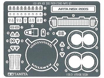 Tamiya - 12612 - Accessoire Pour Maquette - Photodec. Arta Nsx 2005