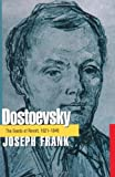 Dostoevsky: The Seeds of Revolt, 1821-1849 (0691013551) by Frank, Joseph