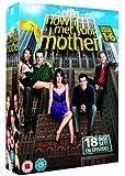 How I Met Your Mother - Season 1-6 [DVD]