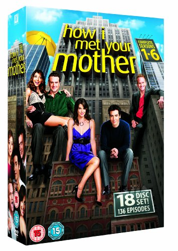 How I Met Your Mother - Season 1-6 [DVD]