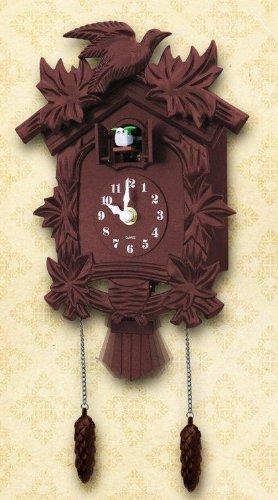 OLD WORLD GERMAN STYLE CUCKOO CLOCK