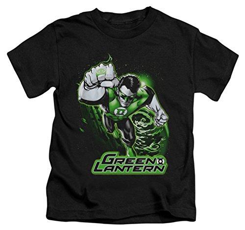 Justice League -  T-shirt - T-shirt con stampe - Maniche corte  - opaco - ragazzo nero Small