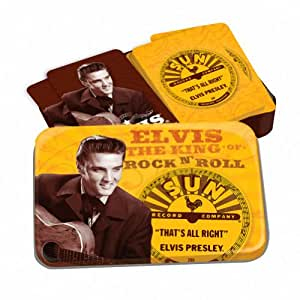 Elvis Presley Sun Records Playing Card Set