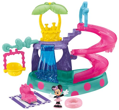 Fisher-Price Disney Minnie's Polka Dot Pool Party - 1