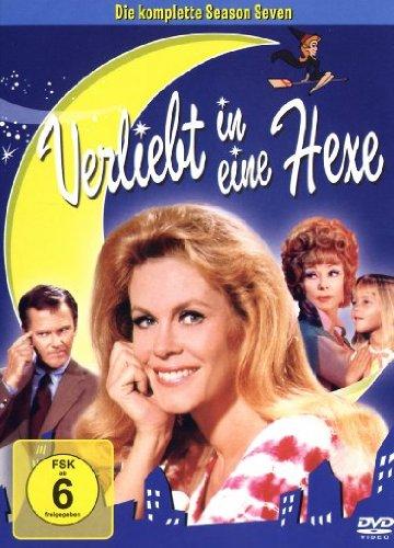 Verliebt in eine Hexe - Die komplette Season Seven [4 DVDs]