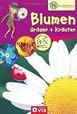 Naturdetektive: Blumen, Gräser & Kräuter: Wissen und Beschäftigung für kleine Naturforscher ab 6 Jahren title=