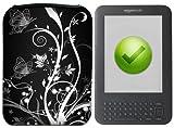 SleeveShack Kindle Keyboard 3g, Kindle Fire (Not HD) Neoprene Sleeve Case Pouch : 7