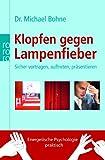 Klopfen gegen Lampenfieber: Sicher vortragen, auftreten, präsentieren (Energetische Psychologie praktisch) title=