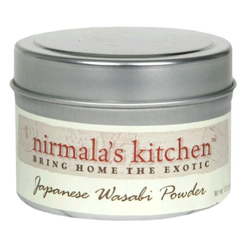Nirmalas Kitchen, Spice Jpns Wasabi Powder, 1.5-Ounce (12 Pack)