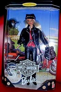 Harley Barbie - Harley Davidson Barbie Doll 1st in Series - Blonde Barbie