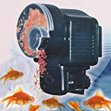 Automatic Fish Tank Pond Food Feeder Feeding Timer Aquarium New