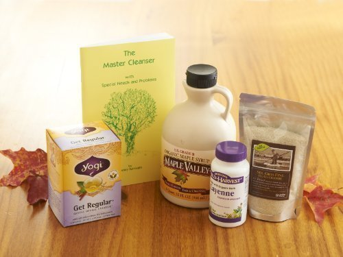 Quart Master Cleanse Kit, Organic, Maple Valley