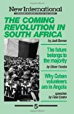 The Coming Revolution in South Africa (New International no. 5) (0873486404) by Jack Barnes