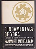 img - for Fundamentals of yoga: a handbook of theory, practice, and application book / textbook / text book