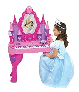 Disney Princess Disney Princess Keyboard Vanity (Closed Box)
