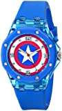 Marvel The Avengers Kids' CTA3130 Analog Display Analog Quartz Blue Watch