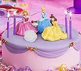 Deco Pac - Disney Princess Garden Royalty Cake Topper