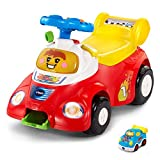 VTech Go! Go! Smart Wheels Launch and Go Ride On (Frustration Free Packaging)
