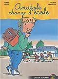 echange, troc Pierre Coran, Philippe Diemunsch - Anatole change d'école