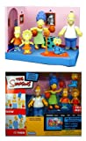 Exclusive Simpsons Flashback Playset with Figures