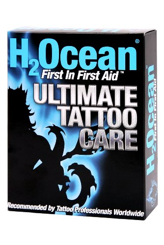Then protect it with this Ultimate Tattoo Care Kit.