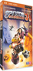Spy Kids 3 : Mission 3D (UMD pour PSP)