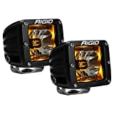 Rigid Industries 20204 Amber Backlight, Pair (Radiance LED Pod)