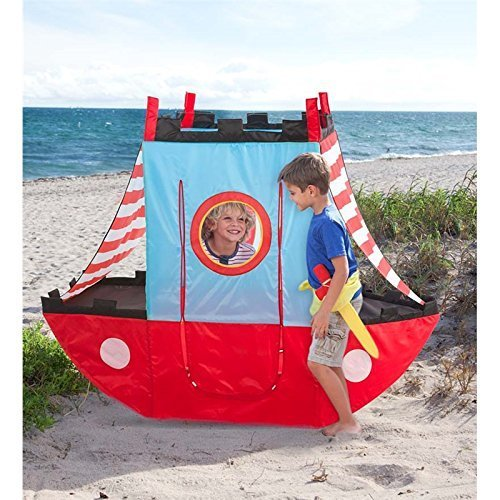 Pirate Ship Tent by HearthSong® günstig online kaufen