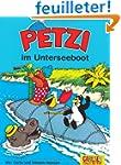 Petzi 20. Petzi im Unterseeboot.
