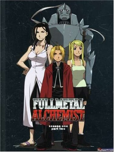 Fullmetal Alchemist: Season One Part Two (REGION 1) (NTSC) [DVD]