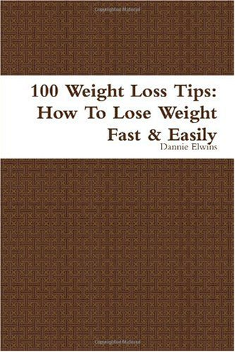 how to lose calories fast and easy