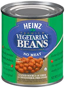 Heinz Beans Vegetarian in Tomato Sauce