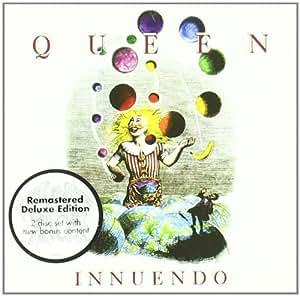 Innuendo - Remasterisé 2011 (2 CD - Titres bonus inédits)