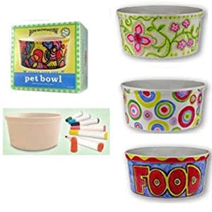 Bowwowmeow Design Your Own Pet Bowl