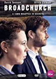Broadchurch ITV TV Mystery Drama Series Complete Season 1 (3 Discs) DVD Box Set Collection + Extras: Behind the Scenes + Cast Filmography + Picture Gallery