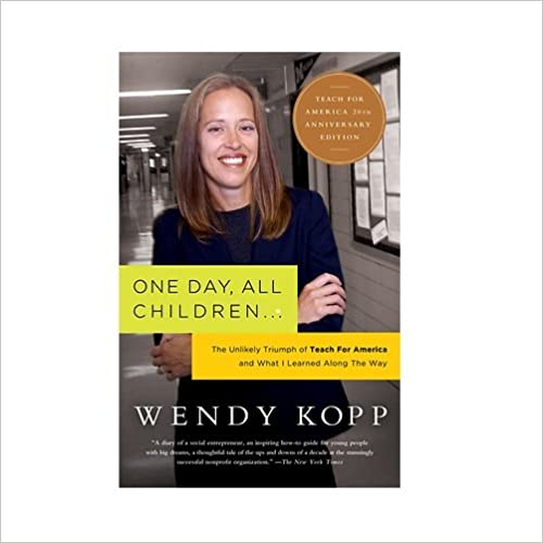 Along The Way Wendy Kopp