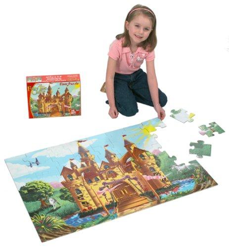Cheap Fun Melissa & Doug Fairy Tale Castle 48 pcs Floor Puzzle (B000084JM8)