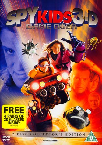 Spy Kids 3 [UK Import]