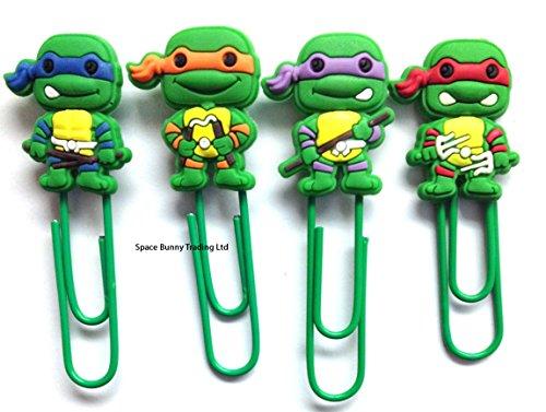 penn-plax-tortues-ninja-pour-trombones-marque-page-de-expedie-au-royaume-uni